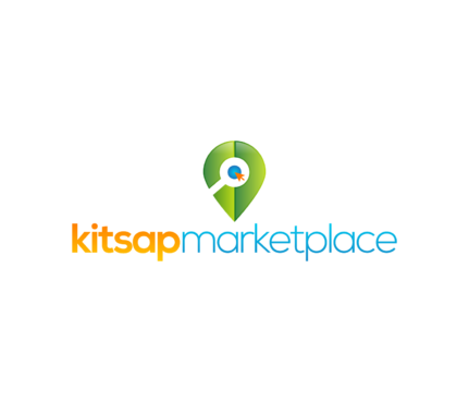 Kitsap Marketplace A Logo, Monogram, or Icon  Draft # 205 by DiscoverMyBusiness