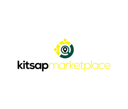Kitsap Marketplace A Logo, Monogram, or Icon  Draft # 214 by DiscoverMyBusiness