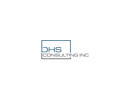 DHS Consulting, Inc. A Logo, Monogram, or Icon  Draft # 284 by falconisty