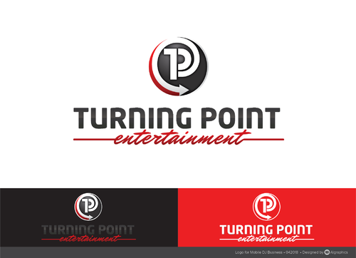 "Turning Point Entertainment ""TPE"" A Logo, Monogram, or Icon  Draft # 64 by ALgraphics"