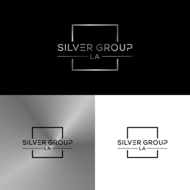 Silver Group LA A Logo, Monogram, or Icon  Draft # 10 by vanilogos