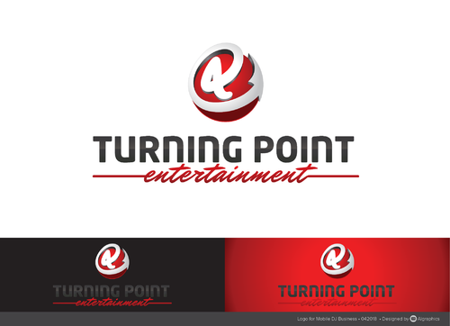 "Turning Point Entertainment ""TPE"" A Logo, Monogram, or Icon  Draft # 76 by ALgraphics"