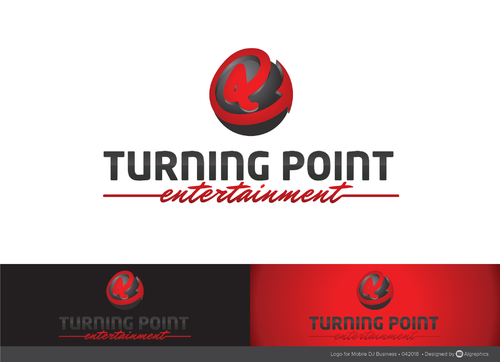 "Turning Point Entertainment ""TPE"" A Logo, Monogram, or Icon  Draft # 77 by ALgraphics"