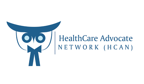 HealthCare Advocate Network (HCAN) A Logo, Monogram, or Icon  Draft # 56 by EXPartLogo
