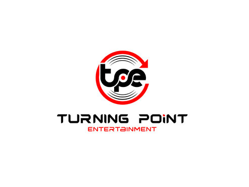 "Turning Point Entertainment ""TPE"" A Logo, Monogram, or Icon  Draft # 79 by Designeye"