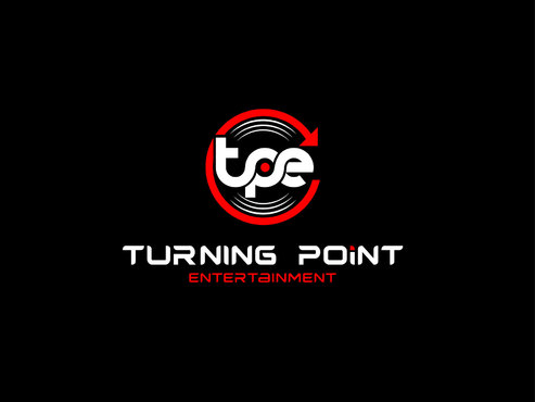 "Turning Point Entertainment ""TPE"" A Logo, Monogram, or Icon  Draft # 80 by Designeye"