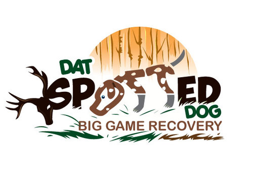 Dat Spotted Dog Big Game Recovery A Logo, Monogram, or Icon  Draft # 13 by shreeganesh