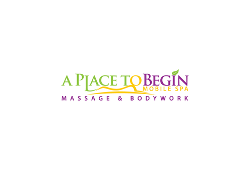 A Place To Begin      Mobile Spa A Logo, Monogram, or Icon  Draft # 352 by zephyr