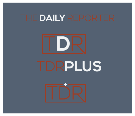The Daily Reporter A Logo, Monogram, or Icon  Draft # 7 by DiscoverMyBusiness