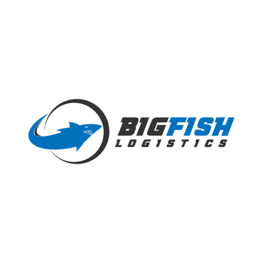 Big Fish Logistics A Logo, Monogram, or Icon  Draft # 63 by LogoMetric
