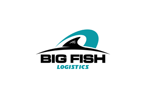 Big Fish Logistics A Logo, Monogram, or Icon  Draft # 67 by husaeri