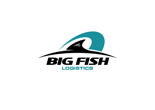 Big Fish Logistics A Logo, Monogram, or Icon  Draft # 68 by husaeri