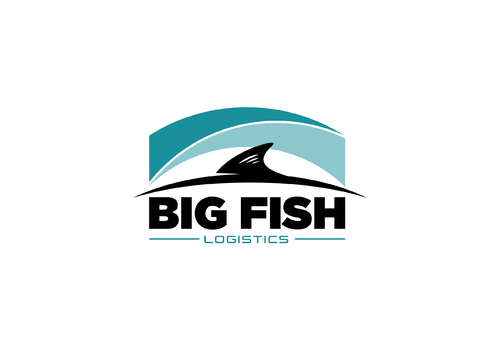 Big Fish Logistics A Logo, Monogram, or Icon  Draft # 69 by husaeri