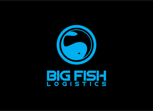 Big Fish Logistics A Logo, Monogram, or Icon  Draft # 70 by azadirachta