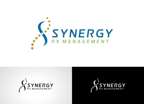Synergy Rx Management A Logo, Monogram, or Icon  Draft # 39 by Adwebicon
