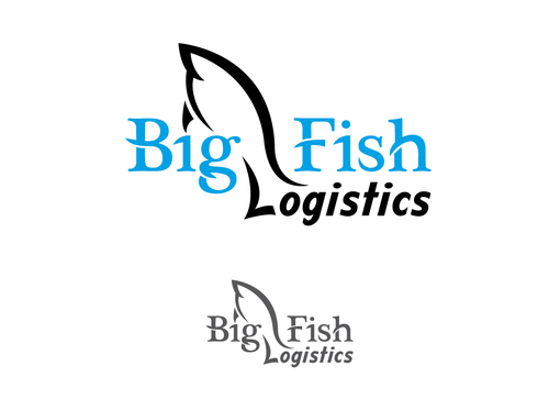 Big Fish Logistics A Logo, Monogram, or Icon  Draft # 71 by Adwebicon