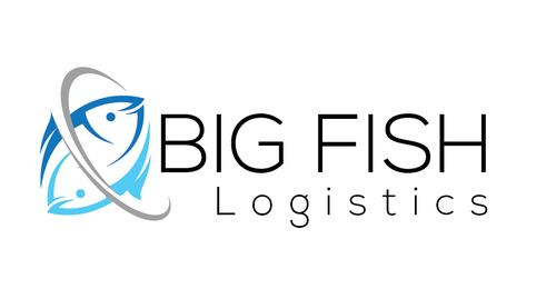 Big Fish Logistics A Logo, Monogram, or Icon  Draft # 74 by EXPartLogo