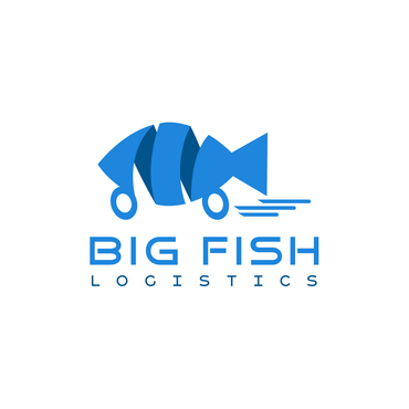 Big Fish Logistics A Logo, Monogram, or Icon  Draft # 78 by stwebre