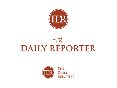 The Daily Reporter A Logo, Monogram, or Icon  Draft # 62 by keanza13design
