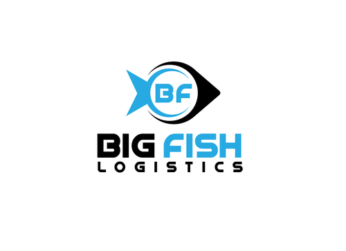 Big Fish Logistics A Logo, Monogram, or Icon  Draft # 82 by Adwebicon