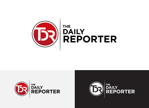 The Daily Reporter A Logo, Monogram, or Icon  Draft # 71 by Adwebicon