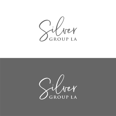 Silver Group LA A Logo, Monogram, or Icon  Draft # 118 by juniorart