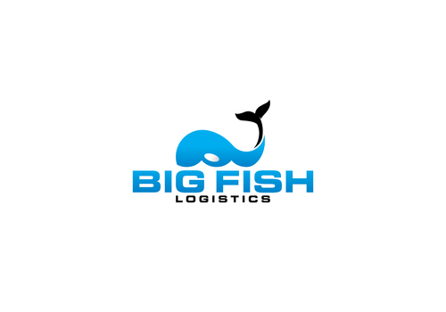 Big Fish Logistics A Logo, Monogram, or Icon  Draft # 83 by zephyr