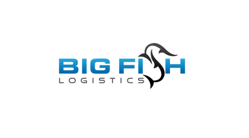 Big Fish Logistics A Logo, Monogram, or Icon  Draft # 87 by anijams