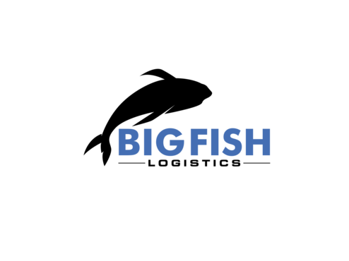Big Fish Logistics A Logo, Monogram, or Icon  Draft # 90 by anijams