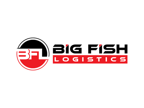 Big Fish Logistics A Logo, Monogram, or Icon  Draft # 91 by keanza13design