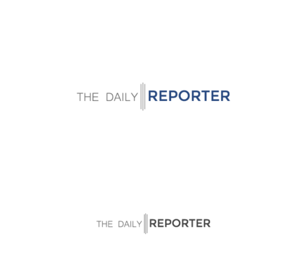 The Daily Reporter A Logo, Monogram, or Icon  Draft # 92 by satisfactions