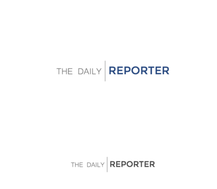 The Daily Reporter A Logo, Monogram, or Icon  Draft # 93 by satisfactions