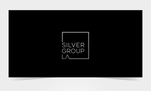 Silver Group LA Logo Winning Design by creativelogodesigner