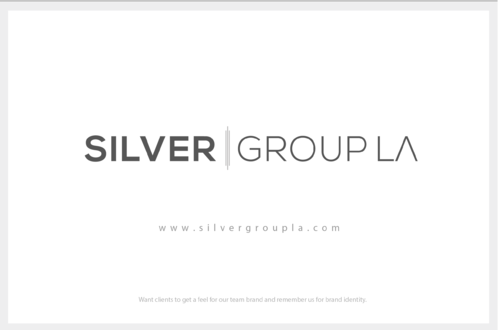 Silver Group LA A Logo, Monogram, or Icon  Draft # 186 by B4BEST