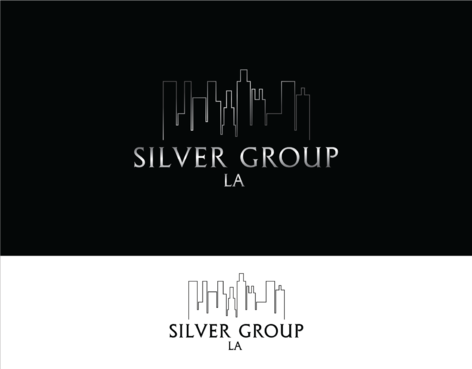 Silver Group LA A Logo, Monogram, or Icon  Draft # 190 by goodlogo