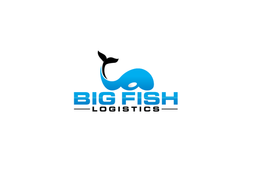 Big Fish Logistics A Logo, Monogram, or Icon  Draft # 102 by zephyr