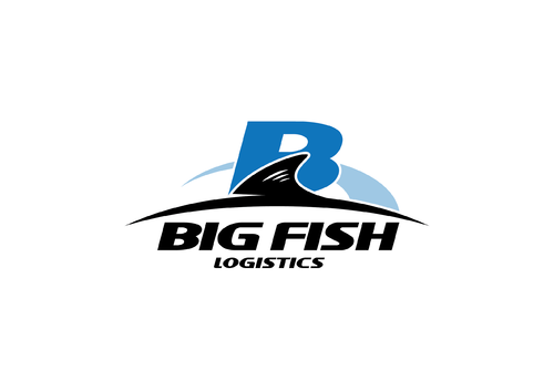 Big Fish Logistics A Logo, Monogram, or Icon  Draft # 103 by husaeri