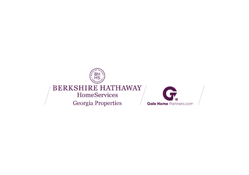 Berkshire Hathaway Home Services Logo + Gale Home Partners.com A Logo, Monogram, or Icon  Draft # 44 by husaeri
