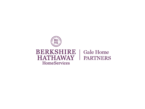 Berkshire Hathaway Home Services Logo + Gale Home Partners.com A Logo, Monogram, or Icon  Draft # 46 by Harni