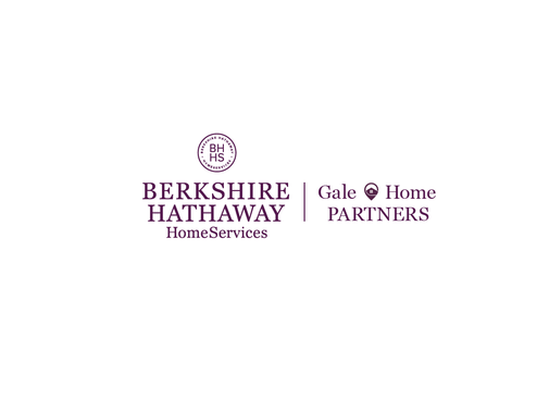Berkshire Hathaway Home Services Logo + Gale Home Partners.com A Logo, Monogram, or Icon  Draft # 47 by Harni