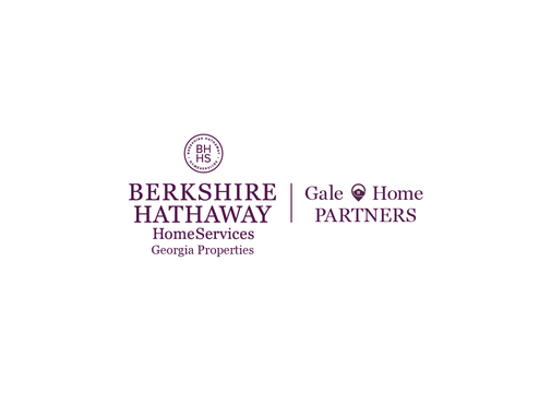 Berkshire Hathaway Home Services Logo + Gale Home Partners.com A Logo, Monogram, or Icon  Draft # 49 by Harni