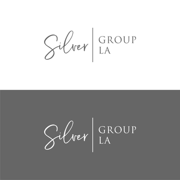Silver Group LA A Logo, Monogram, or Icon  Draft # 203 by juniorart