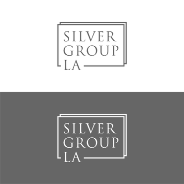 Silver Group LA A Logo, Monogram, or Icon  Draft # 205 by juniorart