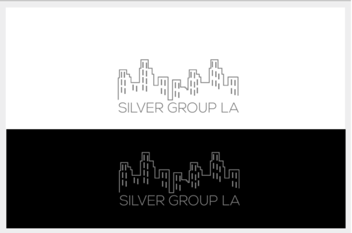 Silver Group LA A Logo, Monogram, or Icon  Draft # 212 by B4BEST