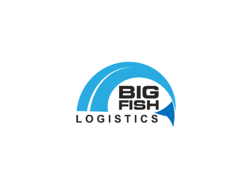 Big Fish Logistics A Logo, Monogram, or Icon  Draft # 113 by TatangMAssa