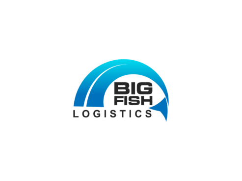 Big Fish Logistics A Logo, Monogram, or Icon  Draft # 114 by TatangMAssa