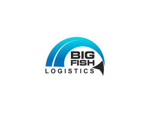Big Fish Logistics A Logo, Monogram, or Icon  Draft # 115 by TatangMAssa