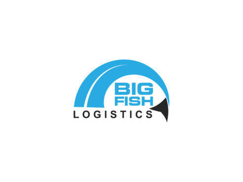 Big Fish Logistics A Logo, Monogram, or Icon  Draft # 117 by TatangMAssa