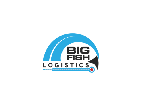 Big Fish Logistics A Logo, Monogram, or Icon  Draft # 119 by TatangMAssa