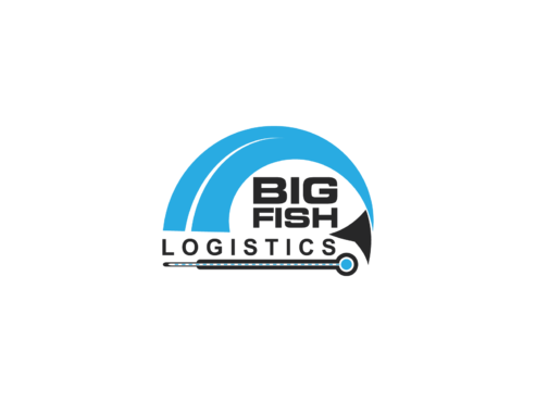 Big Fish Logistics A Logo, Monogram, or Icon  Draft # 120 by TatangMAssa